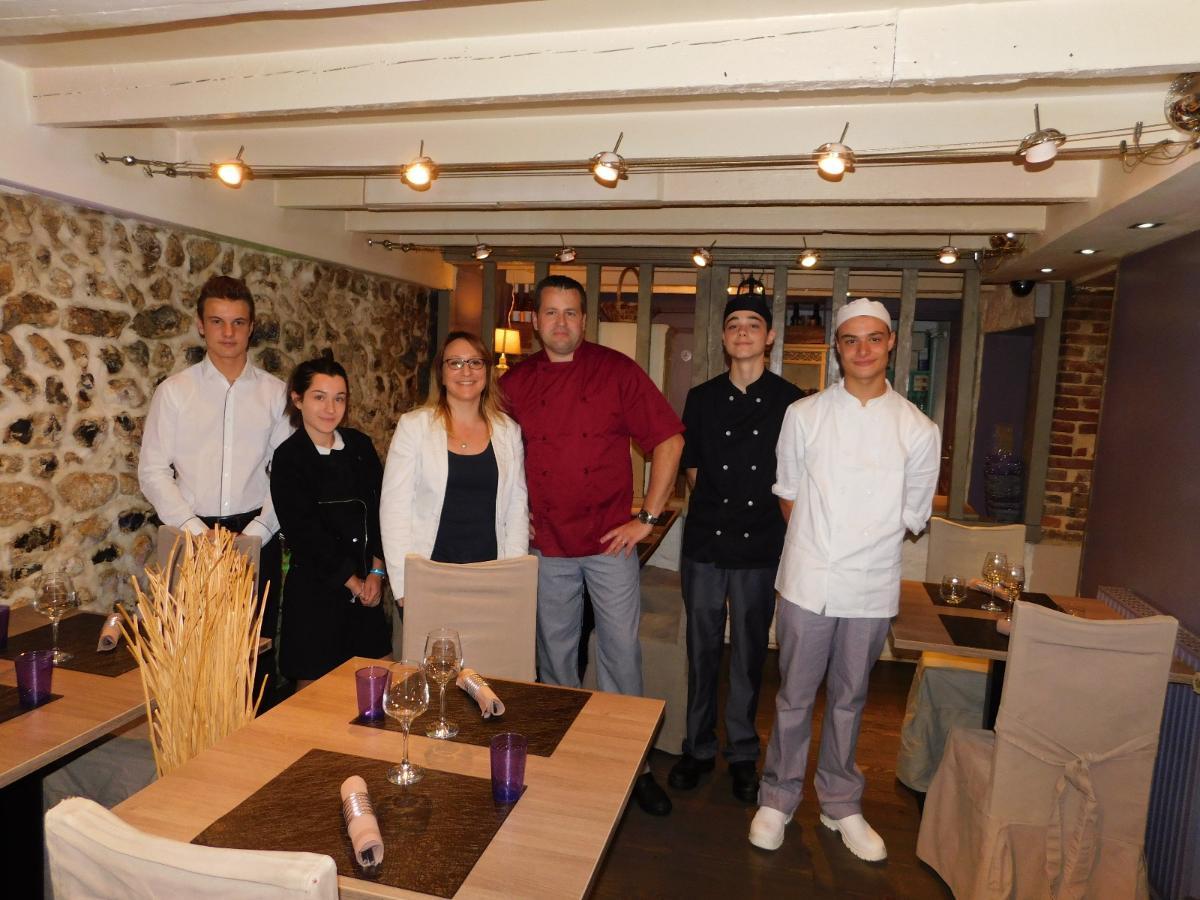 Photos Restaurant La Table De Jeanne Pavilly 76