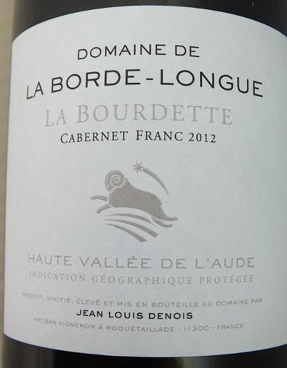 Domaine de Borde-Longue LA BOURDETTE