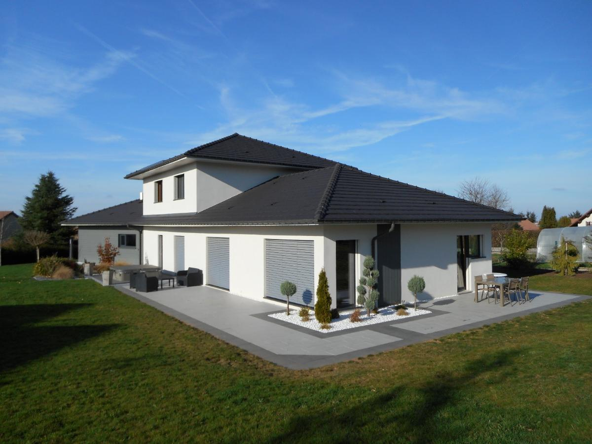 Maison Ossature Bois Vosges maison ossature bois- prevot leon (sarl) à jeuxey epinal vosges