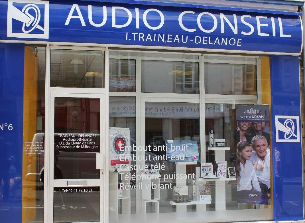 Le cabinet Audio-Conseil à Angers