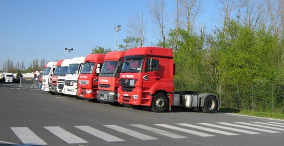 CD Trans à Bassens - Transport par citernes
