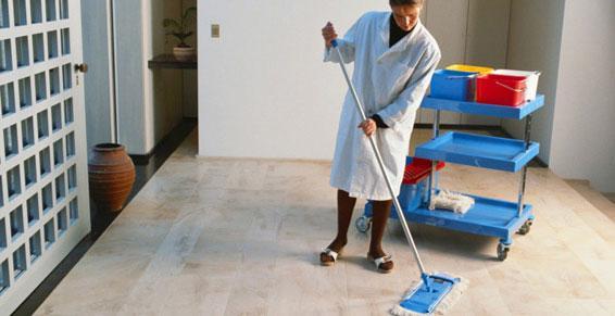 Entreprise de nettoyage Potet à Angers