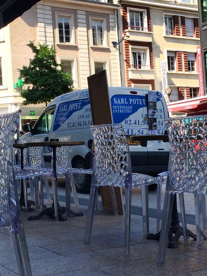 Intervention Centre Ville à Angers