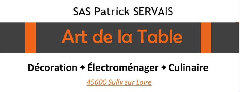 Servais art de la table