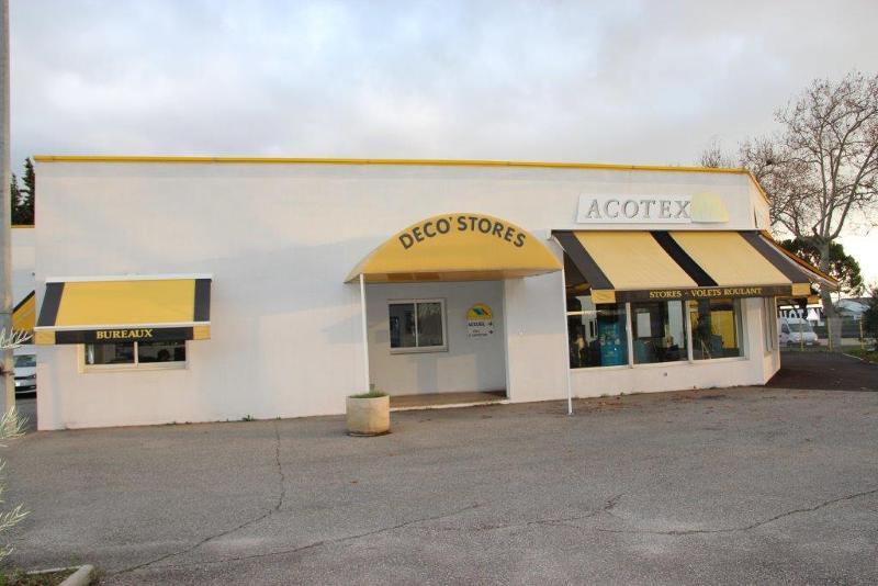 Acotex Déco'Stores, volets roulants à Bagnols-sur-Cèze