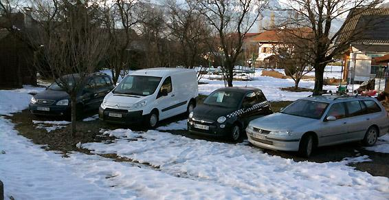 Vente de véhicules d'occasion - Garages automobiles