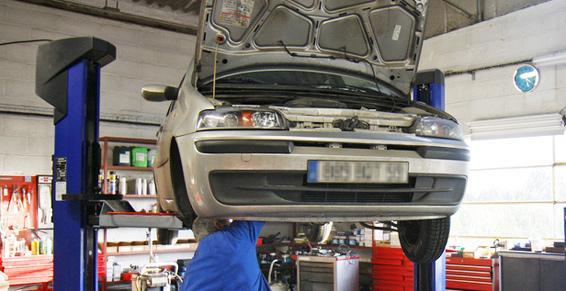 Garages d'automobiles - Réparation Saint Cyprien