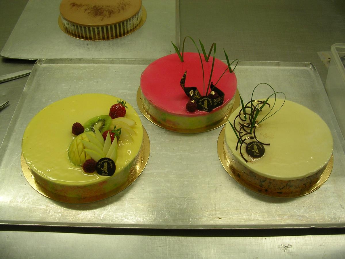 Pâtisserie à Rodez