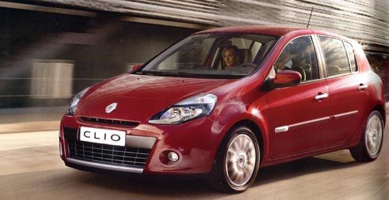 garage automobiles - Clio