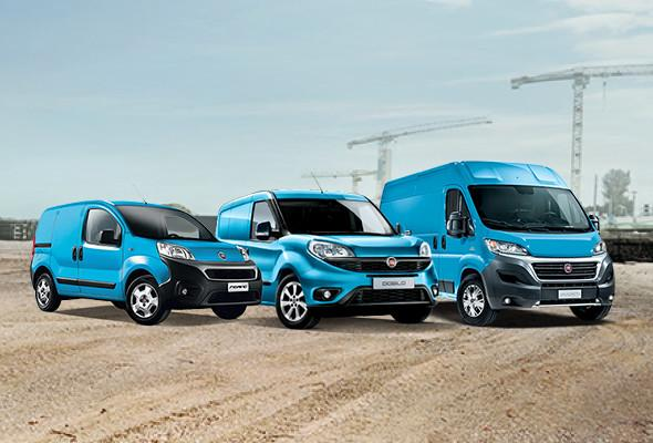 Gamme IVECO ET FIAT PROFESSIONAL GNV 2019