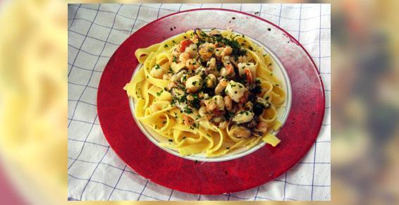 Spécialités italiennes - Pâtes