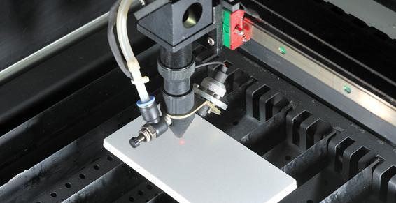 Graveur - Machine laser