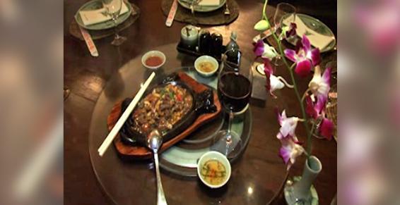 Cuisine Cambodgienne - Restaurant Le Mandarin dans le 6ème à Paris