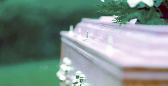 Pompes funèbres - Cercueil