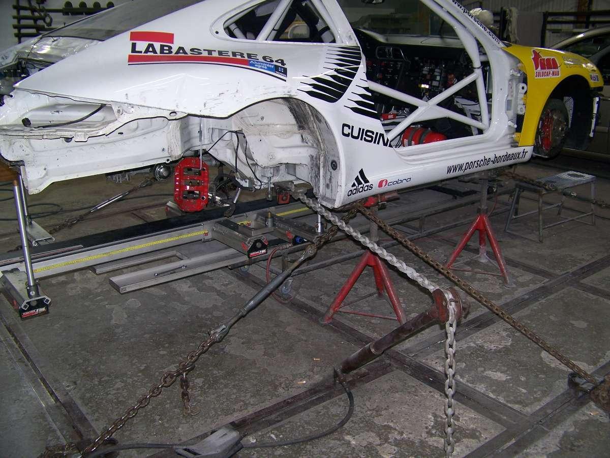 Réparation de carrosserie par Garage Barraqué dans le (65)