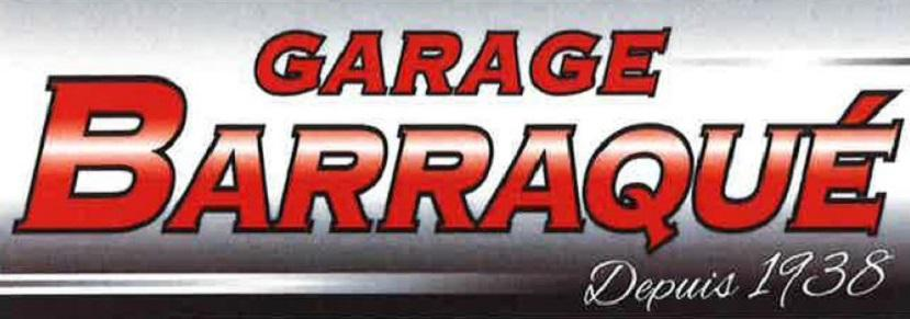 Logo - Garage Barraqué, garage automobile à Adé (65)