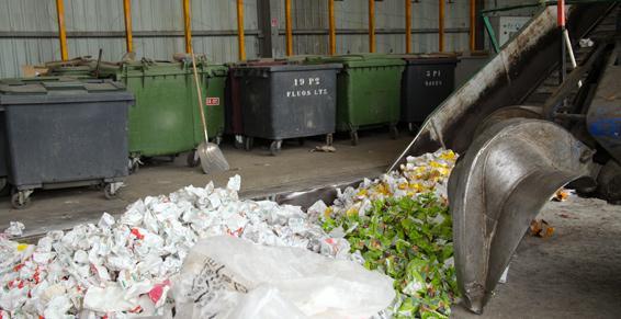 Empaquetage - Traitement des déchets - Coved
