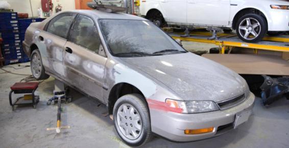 Crac-Auto - Restauration de voiture ancienne