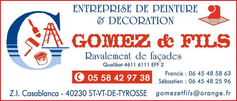 Logo Gomez et Fils
