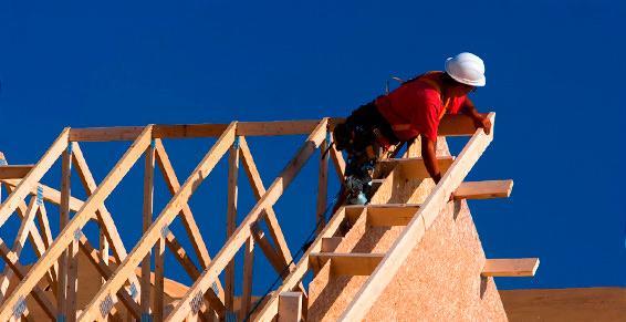 Pose de charpentes en bois en neuf et rénovation - Charpentes