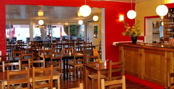 Salle à manger du Restaurant L'Amaryllis