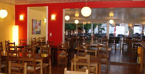 L'Amaryllis, Salle à manger