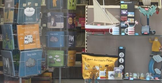 Articles bretons - Sets de table, mugs, sacs et articles de papeterie