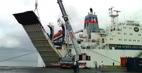 Manutentions portuaire