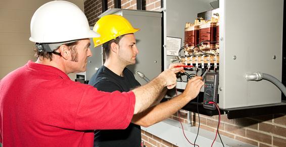 Mise aux normes des installations électriques - Châtillon sur Loire