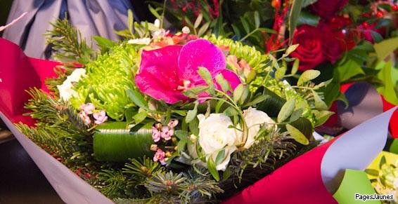 Fleuriste - Fleurs Le Hénaff - Bouquet de fleurs à Pouldreuzic