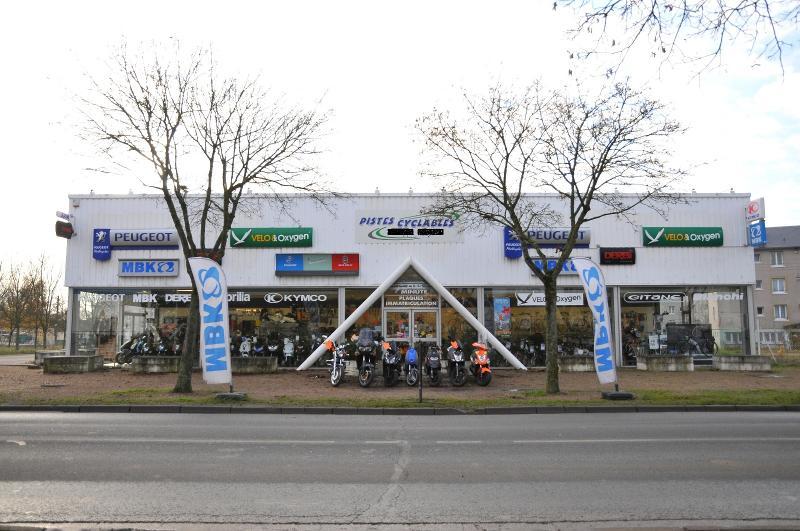 Concessionnaire de deux-roues Pistes Cyclables à Pithiviers