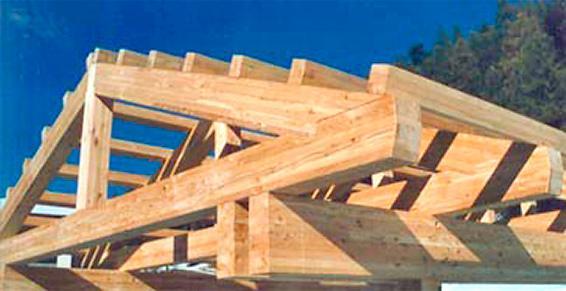 charpente Viennet Locatelli Maison ossature bois
