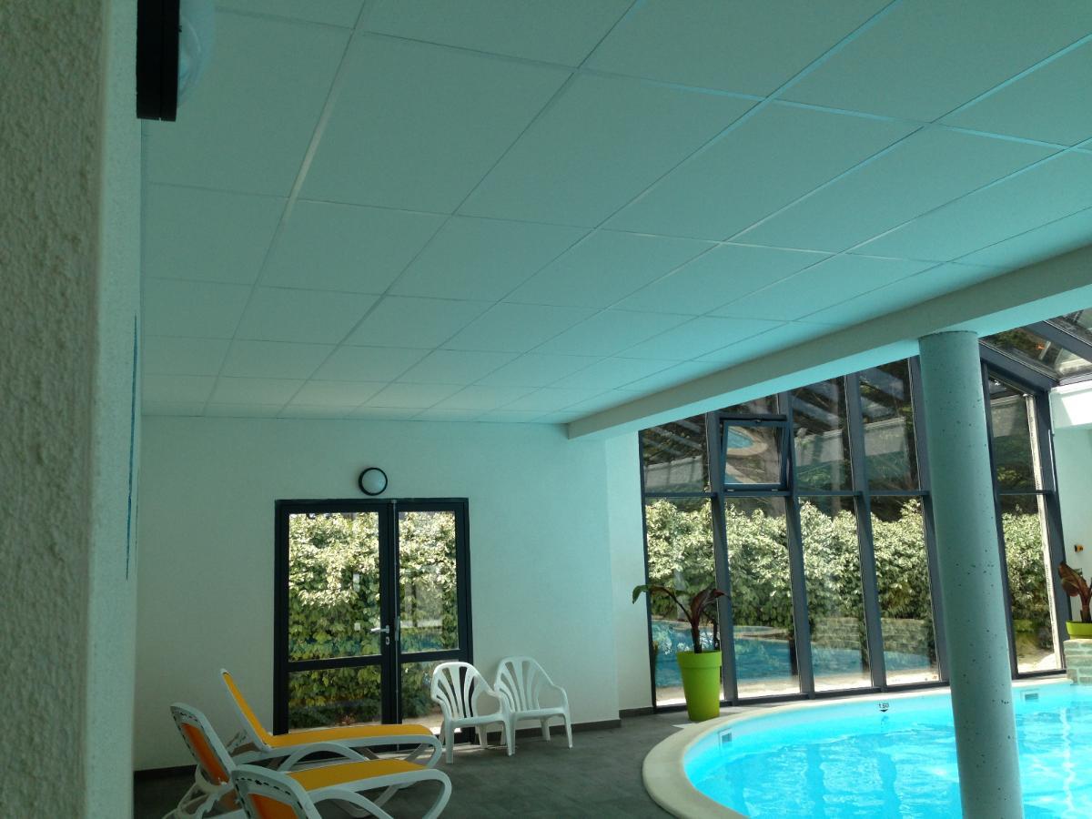 Aménagement de plafond Espace Piscine