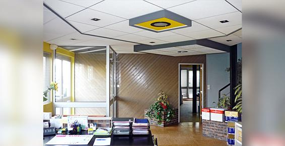 Guillimin SAS - Plafonds (vente, pose) à Quimper