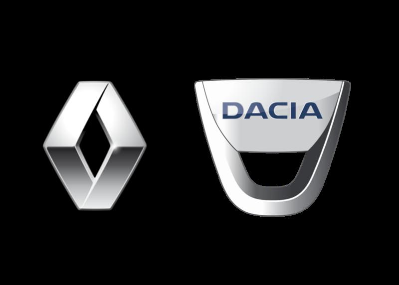 Logo Renault-Dacia