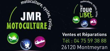La Roue Libre - JMR Motoculture