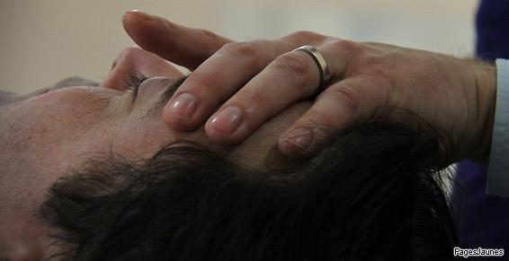 Ostéopathie crânienne, M. Andries Gérard à Valence