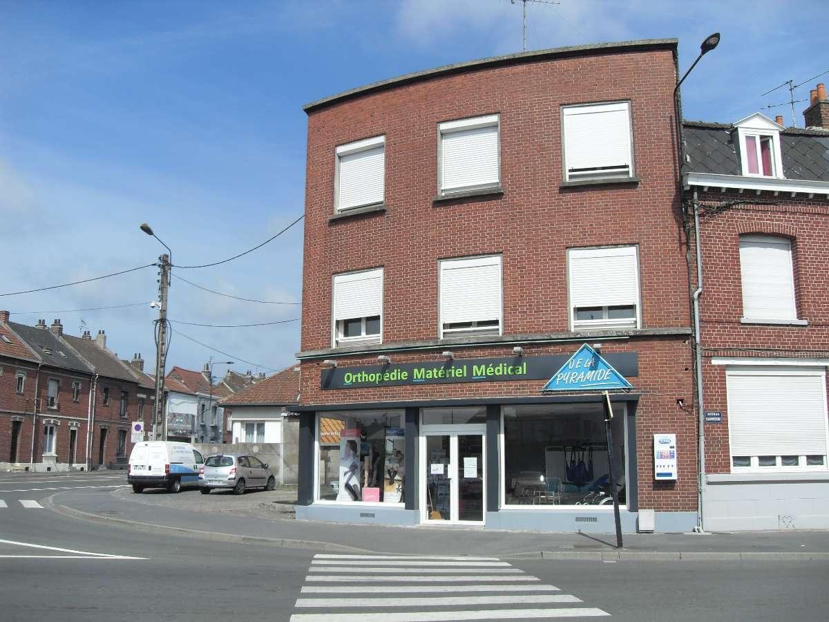 La Pharmacie de la Pyramide matériel orthopédique à Valenciennes