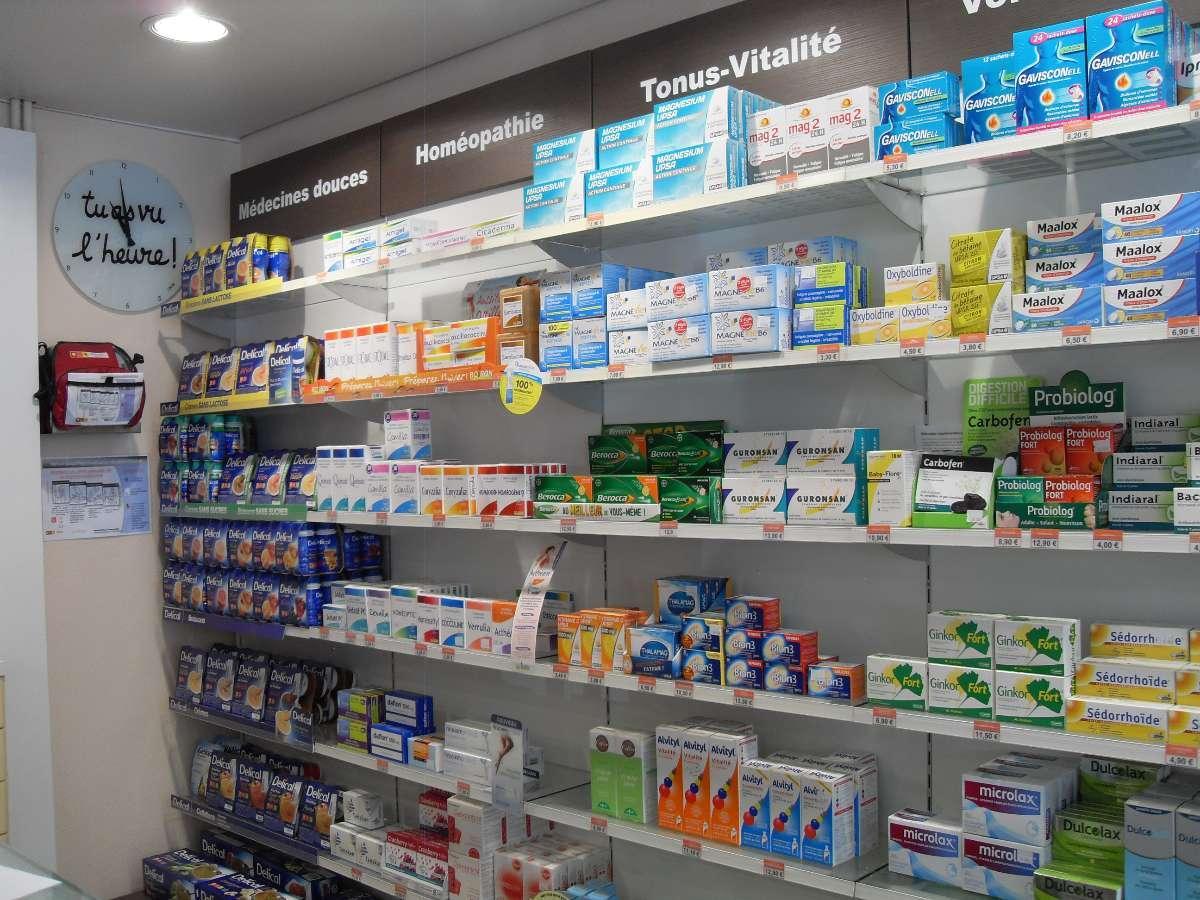 Produits pharmaceutiques sur ordonnance avec la Pharmacie de la Pyramide