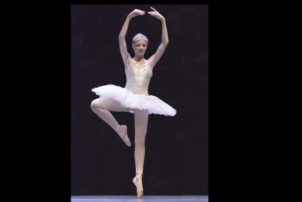 Préparation concours danse Sophie Willaume Caen