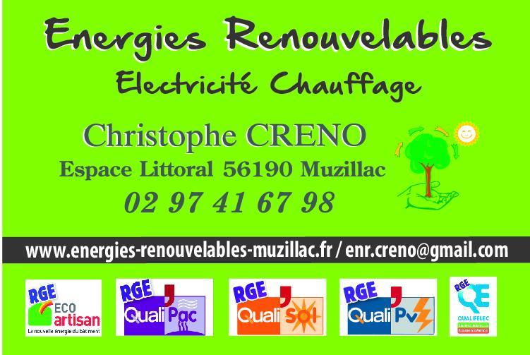 Électricité Chauffage Christophe Creno à Muzillac