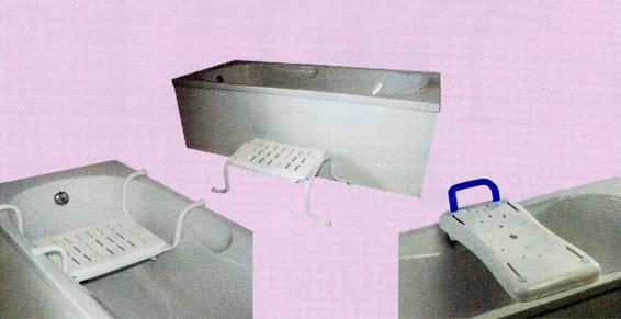 Pharmacie du Morvan - Planche de bain ou siège de bain à suspendre