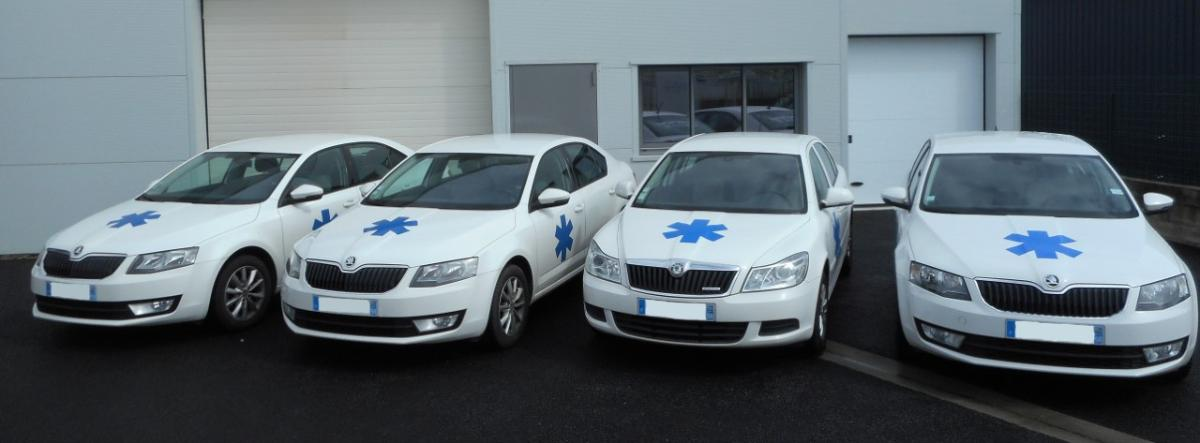 Ambulances à Riantec près de Plouhinec, Ambulances Taxis Allain Michel