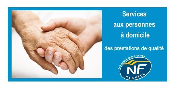 Association certifiée AFNOR : La vraie garantie de QUALITE