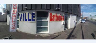 Ville Batteries