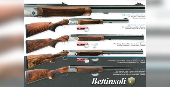 Chasse Montpellier - Armes Bettinsoli