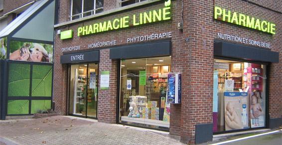 Pharmacie Linné à Roubaix dans le Nord (59)- Homéopathie, phytothérapie et aromathérapie