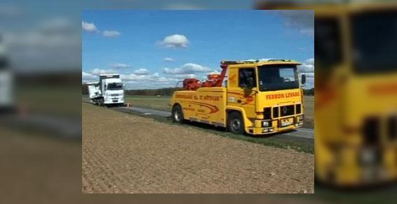 dépannages remorquages automobiles - camion