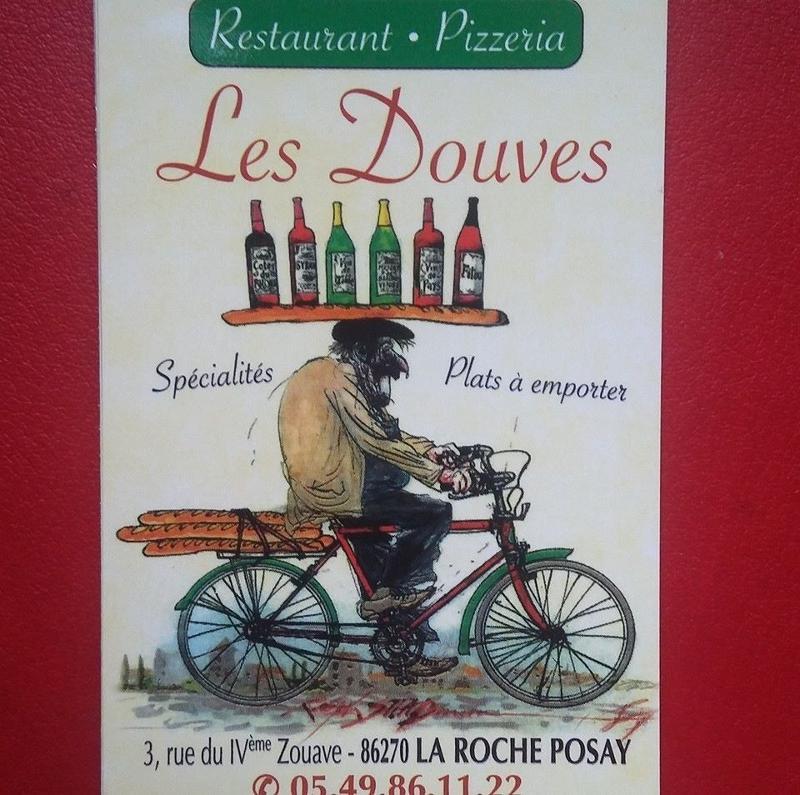 Restaurant Les Douves - La Roche-Posay