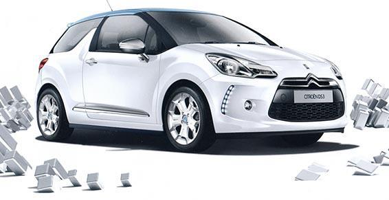 garage automobiles - Citroën DS3